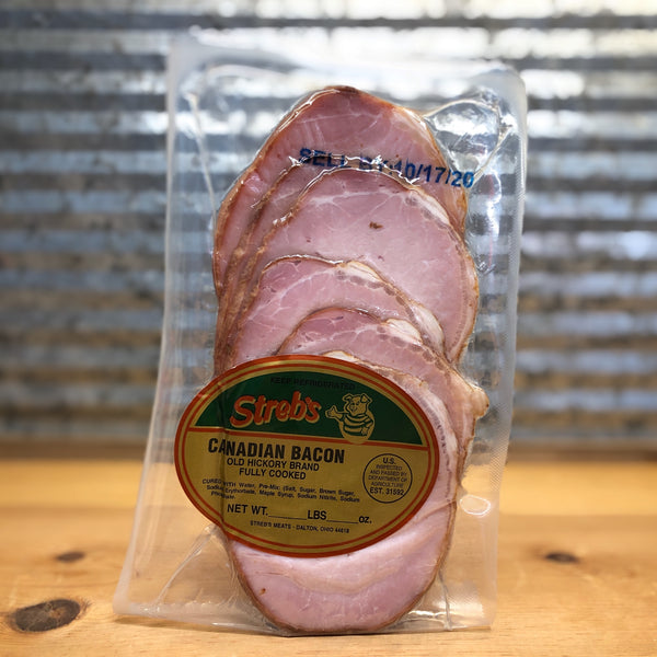 Streb's Canadian Bacon