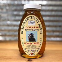 Hosey Honeytrees Honey 16oz