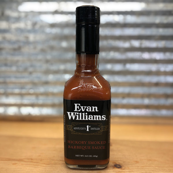 Evan Williams Hickory Smoked Bourbon Barbeque Sauce