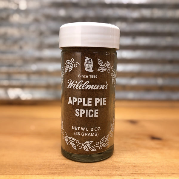 Wildman's Apple Pie Spice