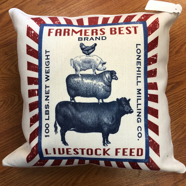 Pillow - Farmer's Best