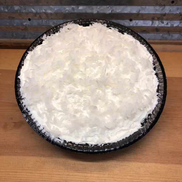 "Homemade Coconut 8"" Single Layer Cake"