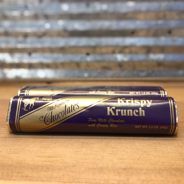 Old Kentucky Chocolates Krispy Krunch Chocolate Bar