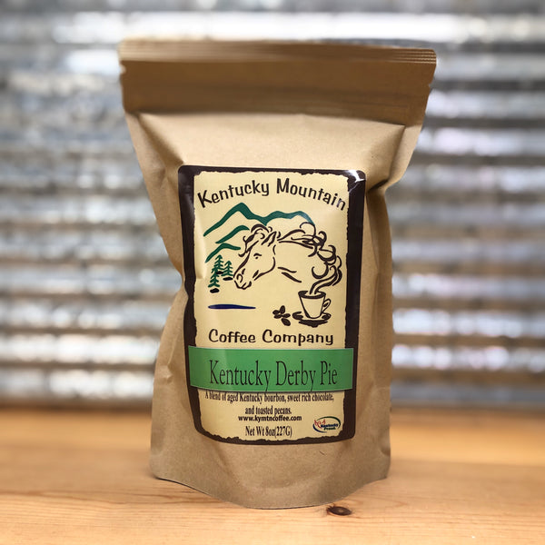 Kentucky Mountain Kentucky Derby Pie Ground Coffee
