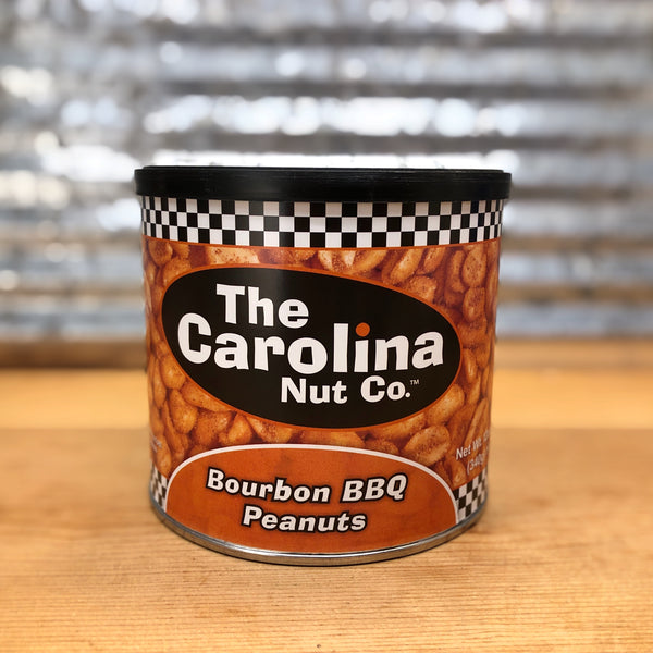 Carolina Nut Co Bourbon BBQ Peanuts