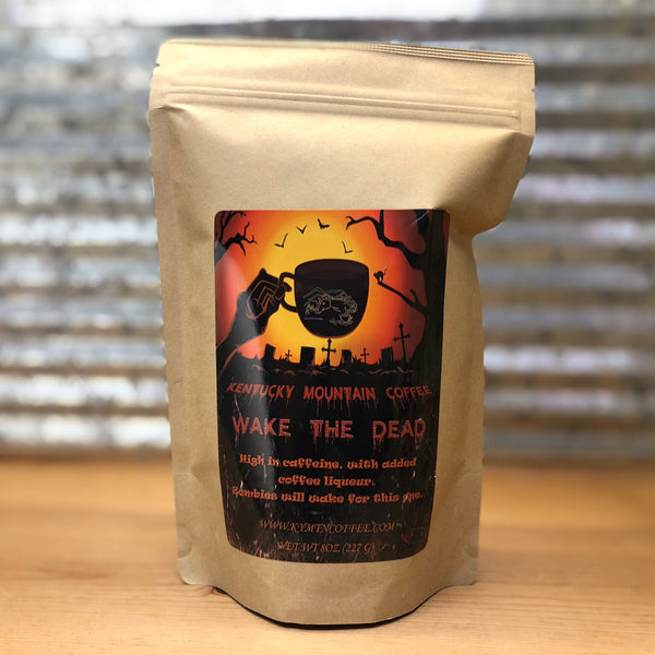 Kentucky Mountain Wake the Dead Ground Coffee