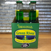 Green River Soda Glass Bottle 4pk
