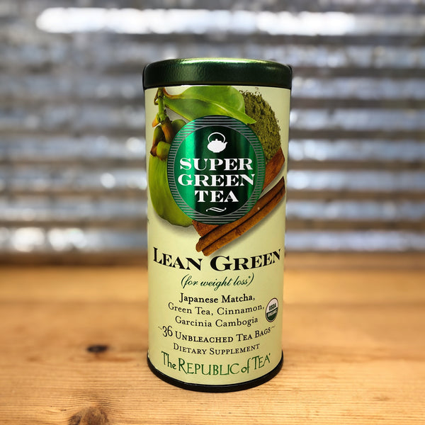 The Republic of Tea Lean - Green