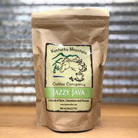 Kentucky Mountain Jazzy Java Ground Coffee
