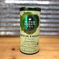 The Republic of Tea Detox - Green