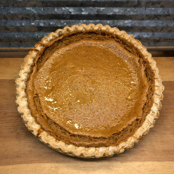 "Fresh Baked Pumpkin Pie 9"" Pie"