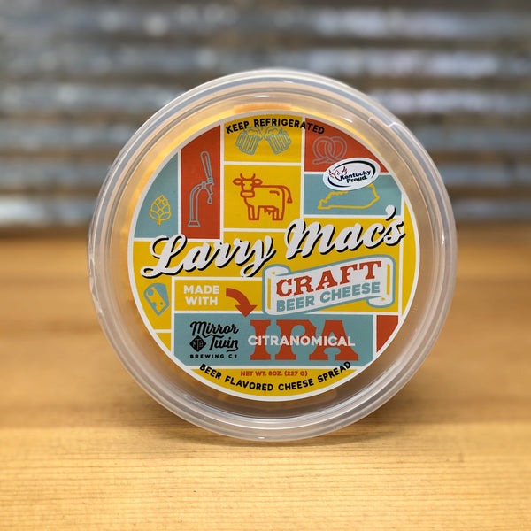 Larry Mac's Craft Beer Cheese