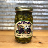Jake & Amos Million Dollar Pickles