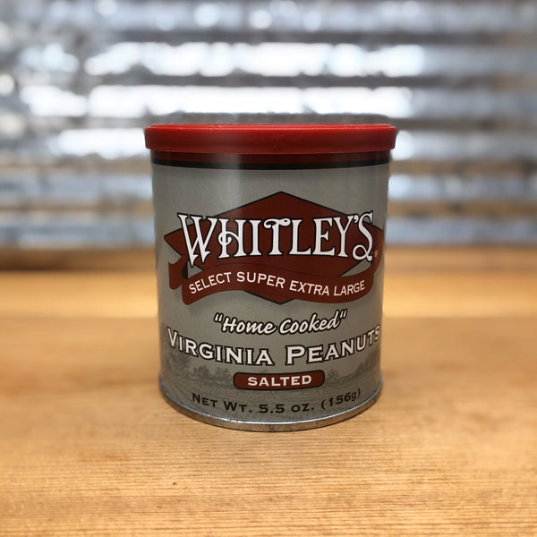 Whitley's Home Cooked Virginia Peanuts