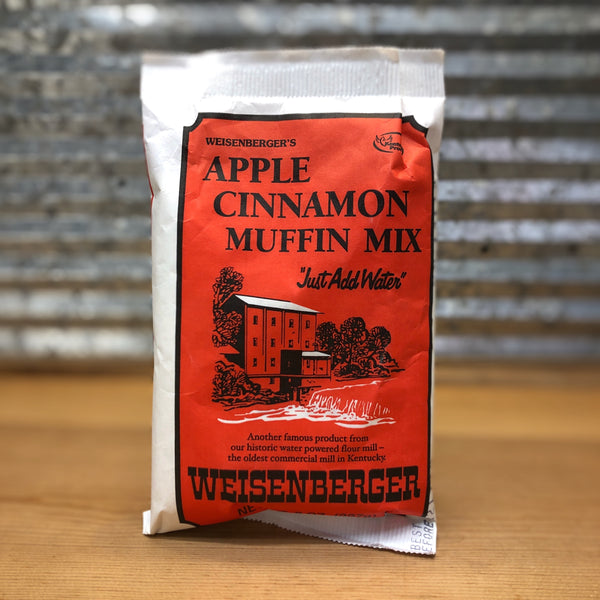 Weisenberger Mills Apple Cinnamon Muffin Mix