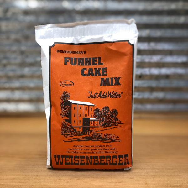 Weisenberger Mills Funnel Cake Mix