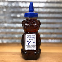 Ing's Blueberry Honey Bear