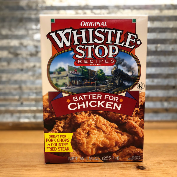 Whistle Stop Batter for Chicken Mix
