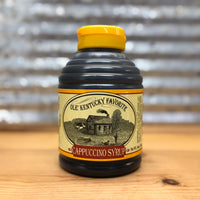 Old Kentucky Favorite Cappuccino Syrup