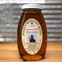 Hosey Honeytrees Honey 32oz