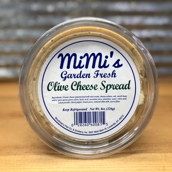 Mimi Garden Fresh Olive Cheese Spread