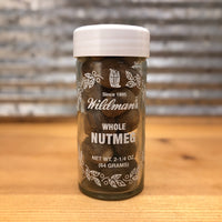 Wildman's Whole Nutmeg