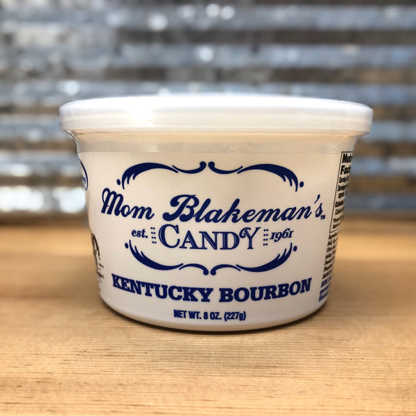 Mom Blakeman's Kentucky Bourbon Pull Candy