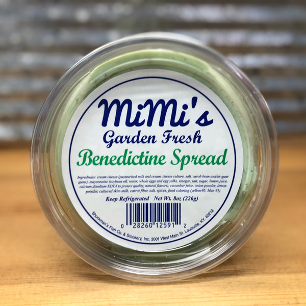 Mimi Garden Fresh Benedictine Cheese Spread