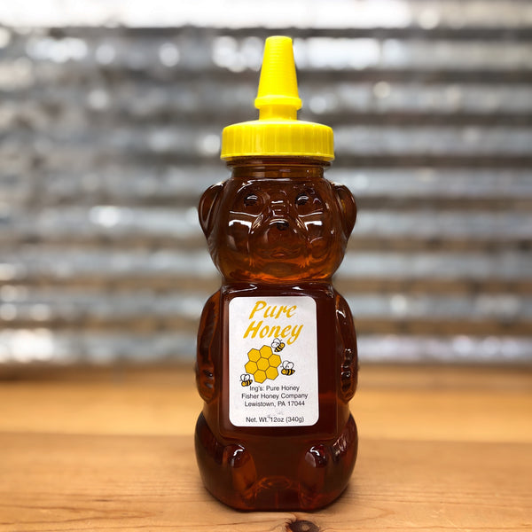 Ing's Clover Honey Bear