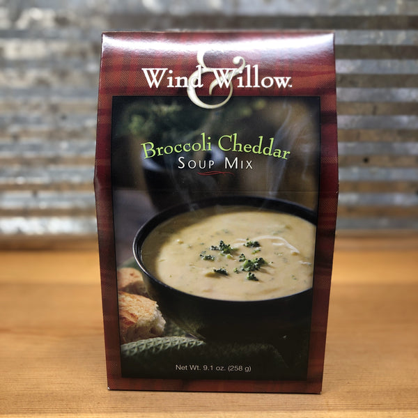 Wind & Willow Broccoli Cheddar Soup Mix