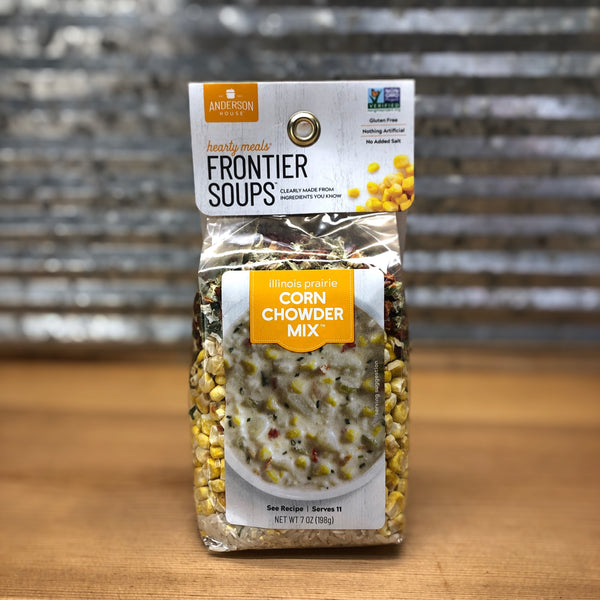 Frontier Soups Corn Chowder Mix