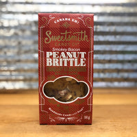 Sweetsmith Smokey Bacon Peanut Brittle
