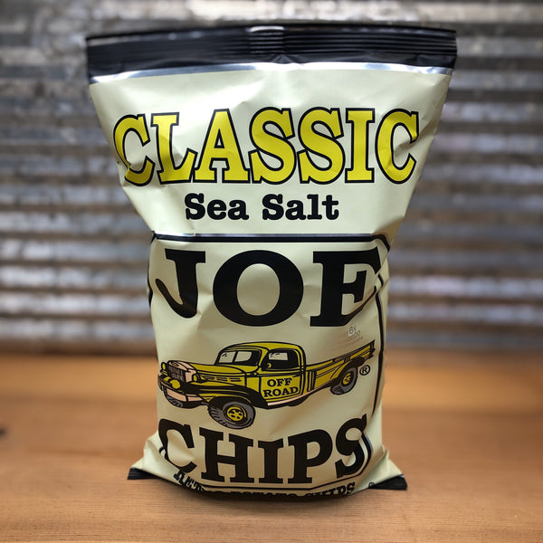 Joe Classic Potato Chips 5oz
