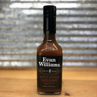 Evan Williams Spicy Apple Bourbon Grilling Sauce