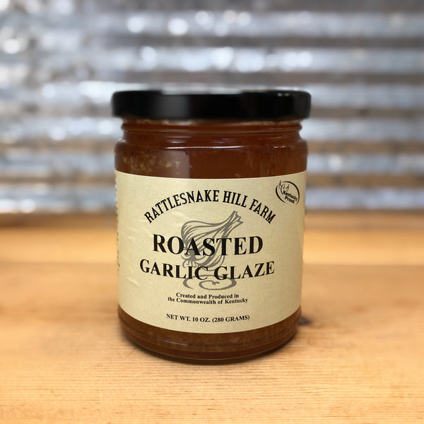 Rattlesnake Hill Farm Roasted Garlic Glaze