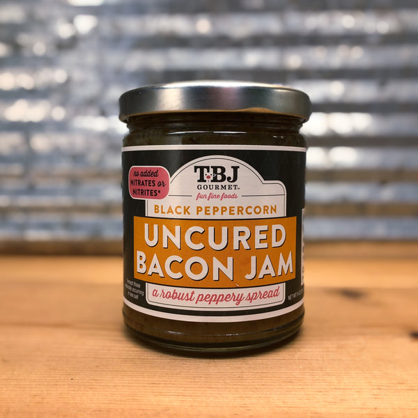 TBJ Black Peppercorn Bacon Jam