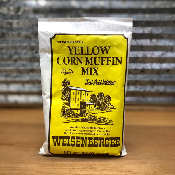 Weisenberger Mills Yellow Corn Muffin Mix