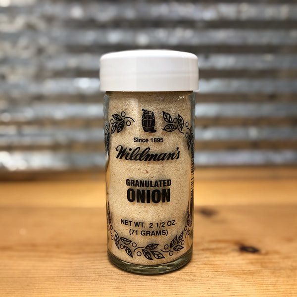 Wildman's Granulated Onion