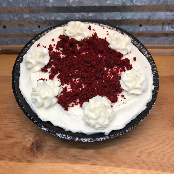"Homemade Red Velvet Cake 8"" Single Layer Cake"