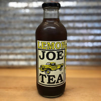 Joe's Lemon Tea Glass Bottle