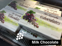 Old Kentucky Chocolates Milk Chocolate Covered Grapes