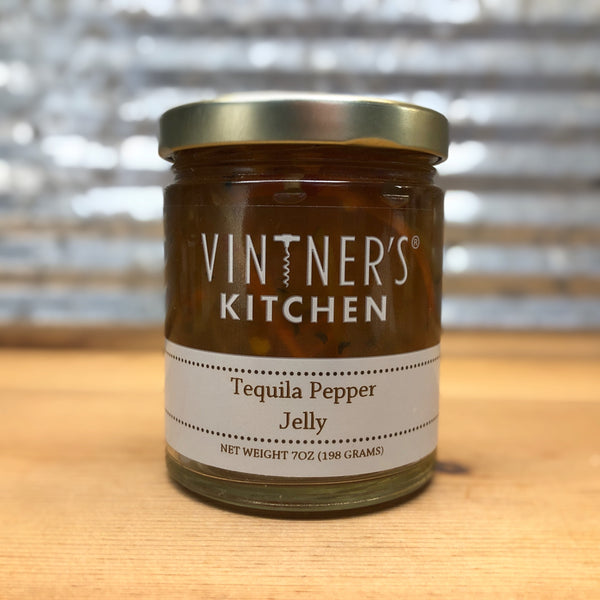Vintner's Kitchen Tequila Pepper Jelly