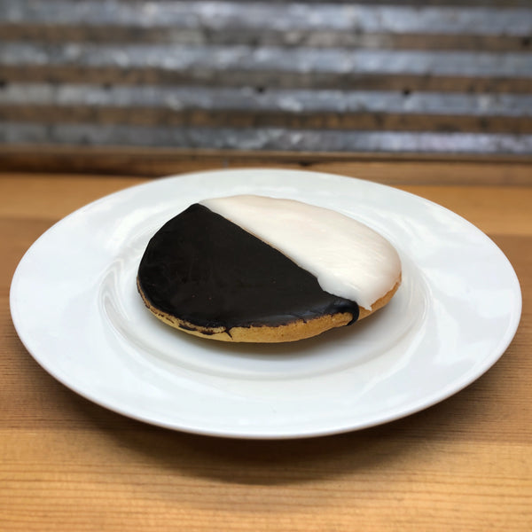 New York Black and White Cookie