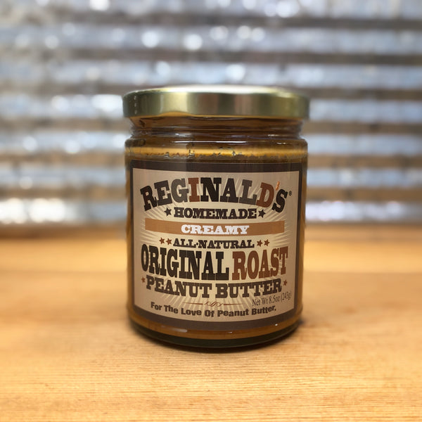 Reginald's Creamy Original Roast Peanut Butter