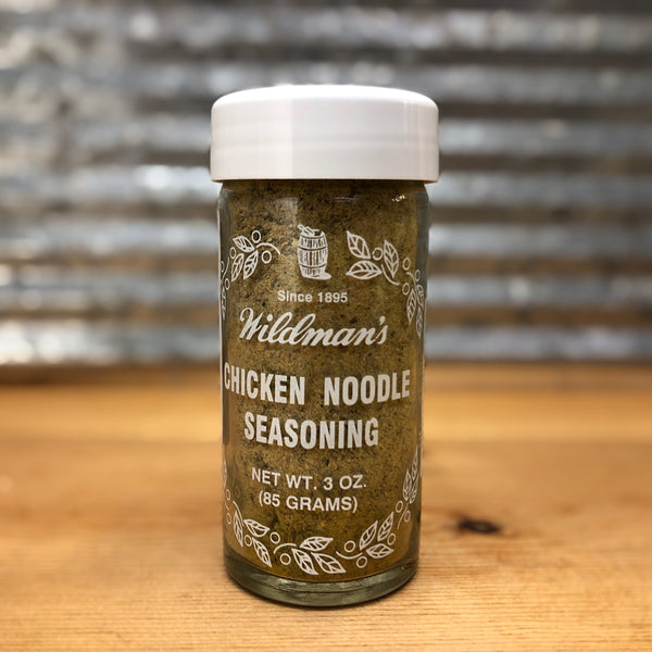 Wildman's Chicken Noodle Seasoning