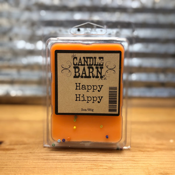Candle Barn Happy Hippy Wax Melt