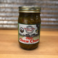 Spring Valley Farms Hot Chow Chow