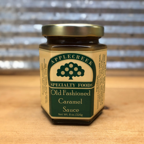 Applecreek Old Fashioned Caramel Sauce