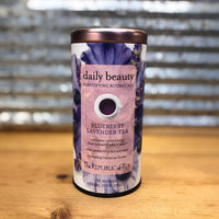 The Republic of Tea Daily Beauty Blueberry Lavender - Herbal Caffeine Free