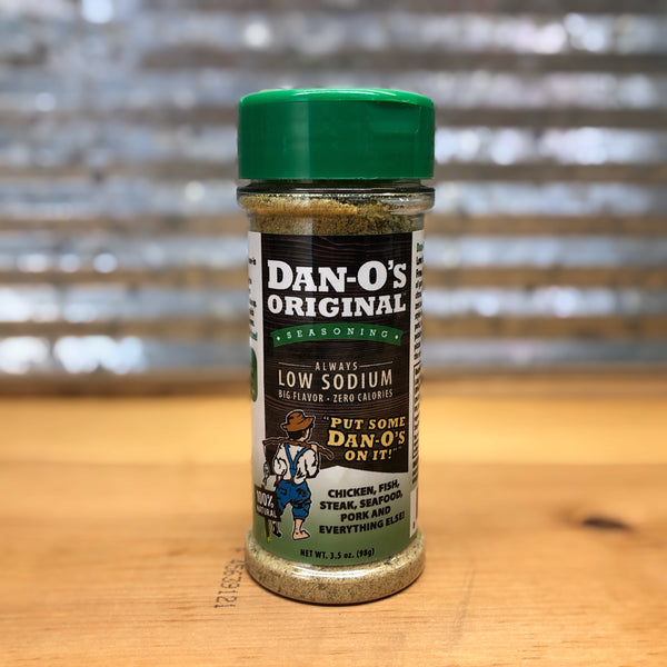 Dan-O's Original Seasoning